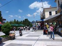 Old Bazaar, Prilep, Macedonia Stock Image