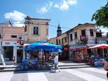 Old Bazaar, Prilep, Macedonia Stock Photos
