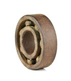 Old bearing on a white background Stock Image