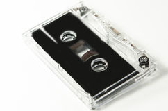 Old and beautiful audio tape Royalty Free Stock Image