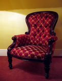 Old beautiful chair Royalty Free Stock Photo