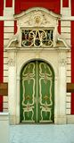 Old beautiful historic door Royalty Free Stock Photography