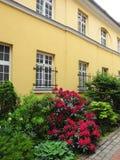 Old beautiful home, Latvia Royalty Free Stock Photos