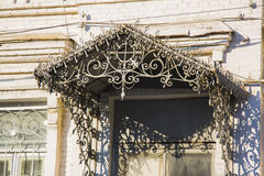Old beautiful porch Royalty Free Stock Images