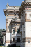 Old beautiful thermal baths #3. Salsomaggiore Stock Image