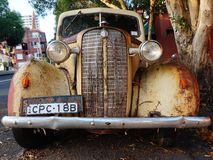 Old Bedford Ute Royalty Free Stock Images