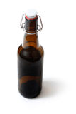 Old beer bottle Stock Image