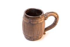 Old beer mug Stock Images