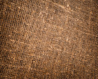 Old beige canvas Royalty Free Stock Photography