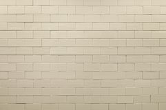 Old beige ceramic tile background texture. Close up Royalty Free Stock Photos