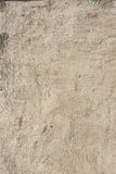 Old beige concrete Royalty Free Stock Images