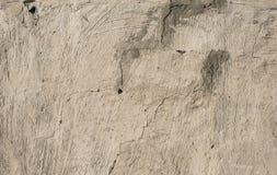 Old beige concrete Stock Photo