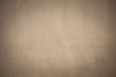 Old beige grunge concrete wall Stock Images