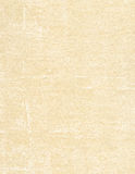 Old beige paper texture Stock Image