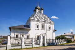 Old Believer Church in Kolomna, Russia Stock Photo