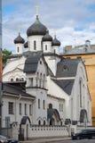 Old believer`s church of Holy Virgin Znameniya Church. St.Petersburg, Russia. Old believer`s church of Holy Virgin Znameniya Church. Tverskay-Street, St royalty free stock image