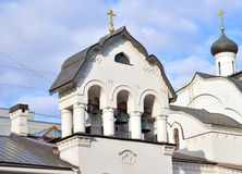 The Old Believers Church Of Holy Virgin. The Old Believers Church Of Holy Virgin in St. Petersburg, Russia stock image