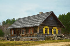 Old Believers House Royalty Free Stock Photo