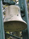 Old Bell. An old bell Stock Photography
