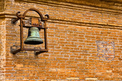 Old bell Stock Images