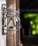 Old bell royalty free stock photos
