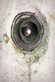 Old bell button Stock Photography