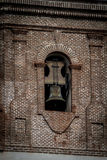 Old bell.Cerro de los Angeles is located in the municipality of Stock Photography