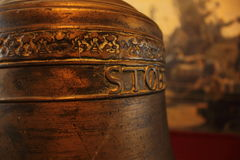Old bell Stock Photography