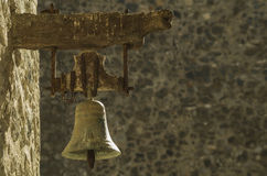 Old bell Royalty Free Stock Images