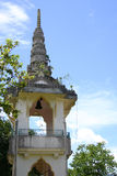 Old Bell Tower. At the Thai Buddhist Temple. Penang, Malaysia'2004 [canon300D Stock Image