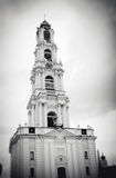 Old bell tower in Trinity Sergius Lavra Royalty Free Stock Photos
