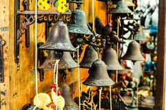 Old Bell Welcome Royalty Free Stock Image