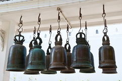 Old Bells Royalty Free Stock Photography