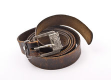 Old belt Royalty Free Stock Photo