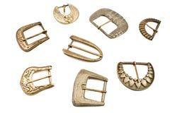 Old belts Stock Image
