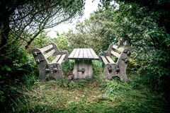 Free Old Bench Stock Photo - 34468340
