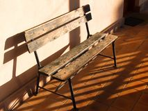 Old Bench Stock Photos
