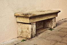 Old bench Royalty Free Stock Photography