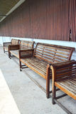 Old bench wooden. Stock Photo