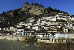 Old berat Royalty Free Stock Image
