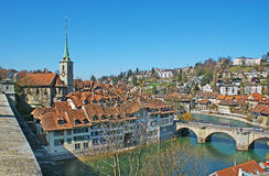 In old Berne Royalty Free Stock Photos