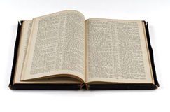 Old Bible Royalty Free Stock Images