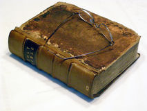Old Bible 15 Stock Photography