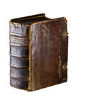 Old bible. Old ancient bible with withe background Stock Photo