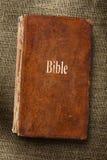 Old Bible book Stock Photos