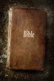 Old Bible book Royalty Free Stock Images