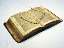 Old Bible19 Stock Images