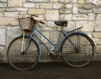 Old Bicycle royalty free stock image