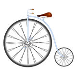 Old bicycle Stock Photography