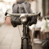 Old Bicycle Stock Images